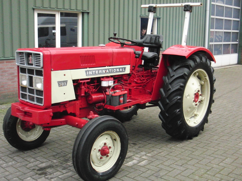 Occasionlijst tractoren